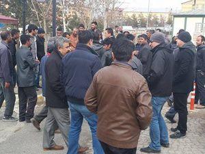 Erzurum'da 250 maden işçisi işten çıkartıldı