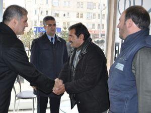 MHP Milletvekili adayları Aydın ve Kaya Dadaşkent'te esnafı ziyaret etti