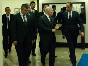 Başkan Sekmen, Veteriner Hekimler ile buluştu