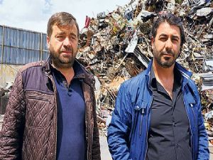 Erzurum Büyükşehir Belediyesi'nde hurda yolsuzluğuna suçüstü
