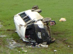 Ardahan'da zincirleme trafik kazası: 6 ölü, 17 yaralı