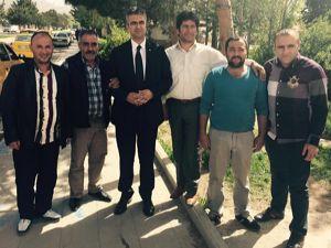 Kamil Aydın seçim çalışmalarına hız kesmeden devam ediyor