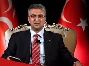 Erzurum MHP Milletvekili Kamil Aydın'dan Sancar için kanun teklifi