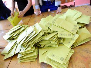 Yüksek Seçim Kurulu seçimlere katılabilecek partileri belirledi