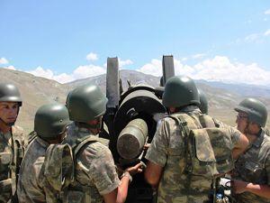 TSK'nın Erzurum ve Erzincan tatbikatı nefes kesti