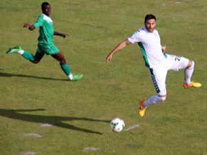 Torku Konyaspor: 1- Giresunspor: 1