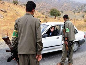 Erzincan'da teröristlerle sıcak temas!