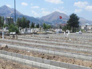 Büyükşehir'den mezarlık hizmetlerine standart