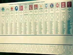 Oy pusulasında yerler değişti. İşte yeni sıralama