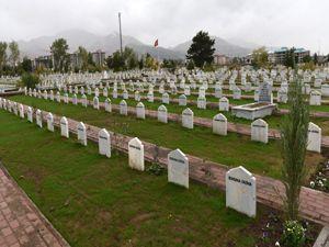 Büyükşehir'den modern mezarlık hizmetleri