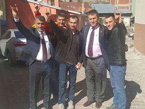 MHP'li Ertürk Çimen'e Tortum'da büyük ilgi