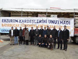 Palandöken Bayırbucak Türklerini unutmadı