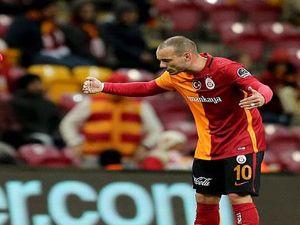 Galatasaray'ın umutları tükeniyor