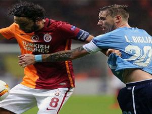 Galatasaray turu İtalya'ya bıraktı