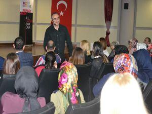 Assistt çalışanlarını Sunay Akın'la buluşturdu