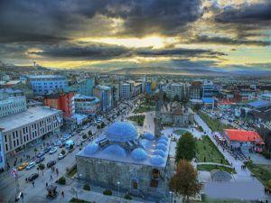 Erzurum'un inşaat performansı