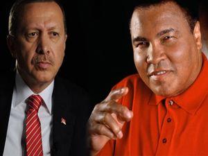 Erdoğan, Muhammed Ali'nin cenazesine gidiyor