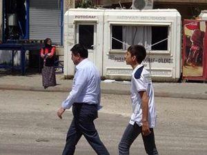 HDP'li Altan Tan'a Midyat'ta tepki