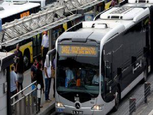 Toplu taşıma 20 Temmuz'a kadar ücretsiz