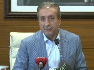 Mehdi Eker'den mezarlıkta bulunan bomba ile ilgili ilk açıklama!