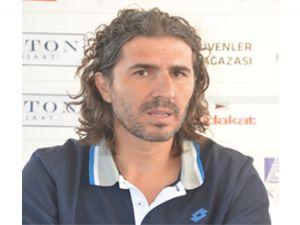 BB Erzurumspor Teknik direktörü Yıldırım'ın acı günü