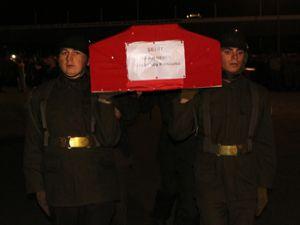 Doğubayazıt'ta 8 korucu için tören düzenlendi