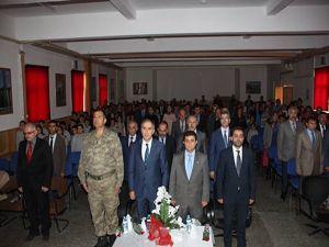 İlköğretim Haftası Oltu'da törenlerle kutlandı