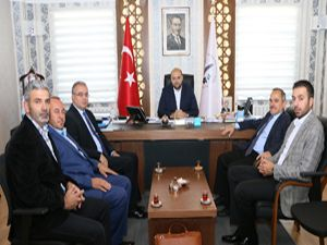 Muhammed Cevdet Orhan: Hizmet şiarımız; AK Belediyecilik
