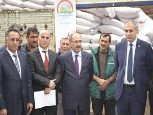 DAP İdaresi desteğiyle yem bitkisi üretiminde değişim ve dönüşüm sağlanacak