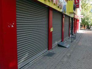 Tunceli'de kepenkler açılmadı! Savcılık soruşturma başlattı