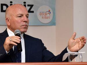 Belediyecilikte Türkiye'de marka isim: Mehmet Sekmen