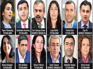 HDP'li vekillerin sicilleri kabarık! İşte günah galerileri