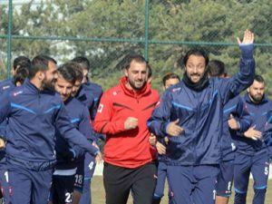 Mavi-beyazlılar Zonguldak Kömürspor maçına hazır