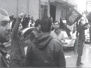 DEAŞ Gaziantep sokaklarında tur atmış!