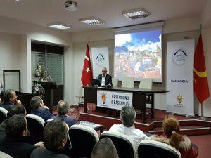 Milletvekili Ilıcalı, Yerel Yönetimleri anlattı