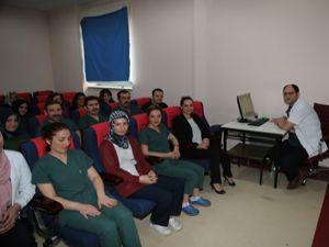 Yoğun Bakım Hemşireliği 4. Eğitim kursu tamamlandı