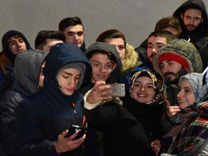 Sosyal medyanın fenomenleri Erzurum'da buluştu