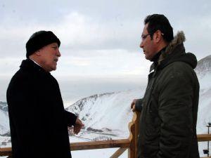 Erzurum'a Ejder'den bakmak!