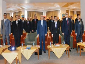 Erzurum'da Şap hastalığıyla mücadele toplantısı