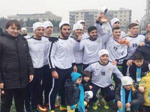 Erzurumlu Teknik Direktörün kupa başarısı