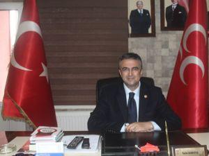 Milletvekili Kamil Aydın'dan, EYOF eleştirisi