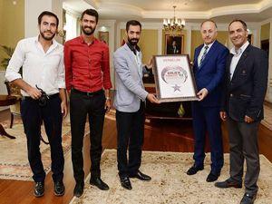 BYEGM'den Yenigün Gazetesi'ne Türkiye ikinciliği ödülü
