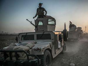 Musul'da hava saldırısında 200 DEAŞ militanı öldürüldü