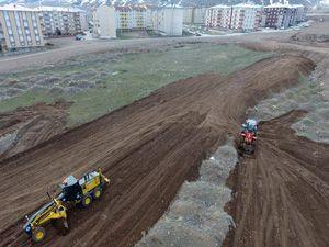 Büyükşehir Çat Yolu'nu Yıldızkent'e bağlıyor