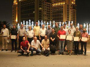 DAİB, Katar yapı ve inşaat fuarına katıldı