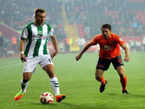 Ziraat Türkiye Kupası'nın sahibi Atiker Konyaspor