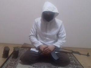 DEAŞ'lı teröristlerin eylem hazırlığı görüntüleri ortaya çıktı