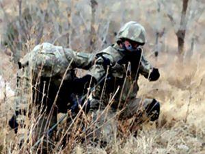 Mardin Dargeçit'te çatışma: 1 asker şehit