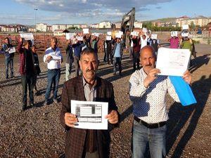 Erzurum'da yıkım tartışmasına iftar molası