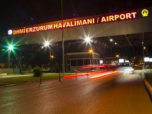 Aralık ayında Erzurum Havalimanı'nda 126 bin 320 yolcuya hizmet verildi